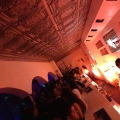 Photo taken at Gabbia Live Disco by Davicho R. on 4/27/2012