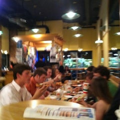 Photo taken at Christian's Pizza by Camille M. on 3/17/2012