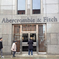 Photo taken at Abercrombie & Fitch by Francesco P. on 3/28/2012