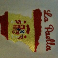 Photo taken at La Paella Cocina Española by Luiz R. on 6/16/2012