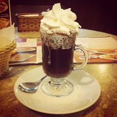 Photo taken at Fran's Café by Eliana G. on 4/23/2012