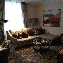 Photo taken at Taj  51 Buckingham Gate Suites & Residences by Casey K. on 7/15/2012