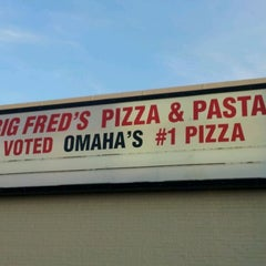 Photo taken at Big Fred's Pizza Garden by David M. on 4/7/2012