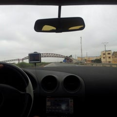 Photo taken at Autoroute Casablanca - Rabat by El Mehdi B. on 6/17/2012