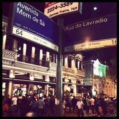 Photo taken at Lapa by Zé Renato C. on 8/25/2012