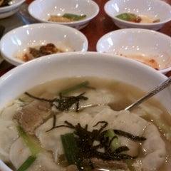 Photo taken at Han Joo by Linda C. on 8/16/2012