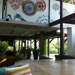 Photo taken at Sala Talay Resort, Krabi by Khunpuii . on 8/5/2012