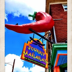 Photo taken at Johnny Manana's by Stuart P. on 8/18/2012