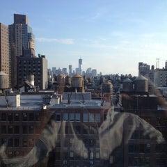 Photo taken at Hotel Indigo New York City - Chelsea by Ryan S. on 7/4/2012