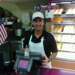 Photo taken at Dunkin Donuts by JR W. on 6/2/2012