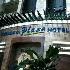 Photo taken at Surabaya Plaza Hotel by Anas M. on 4/21/2012