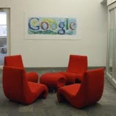 Photo taken at Google New York by Rick W. on 6/4/2012