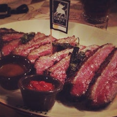 Photo taken at Torro Grill by Anton T. on 1/31/2013