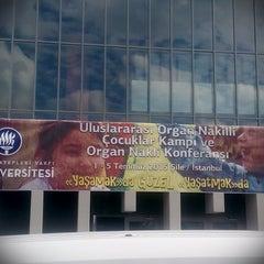 Photo taken at Işık Üniversitesi D/K Building by Aslı E. on 7/2/2015
