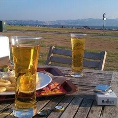 Photo taken at Yasemin Cafe by Gülce H. on 9/17/2012