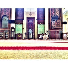 Photo taken at Masjid Al Najihin (مسجد الناجيهين) by Muhammad N. on 5/11/2013