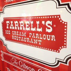 Photo taken at Farrell's Ice Cream Parlour by Cooper J. on 12/19/2012