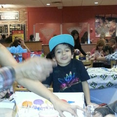 Photo taken at Peter Piper Pizza by Jessica C. on 1/20/2013