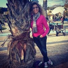 Photo taken at Parque de la Alegría by Monica Cánovas on 2/23/2015