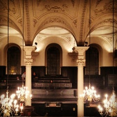 Photo taken at St Martin-in-the-Fields by S. J. on 10/20/2012