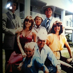 Photo taken at Southfork Ranch by Anna P. on 7/28/2013