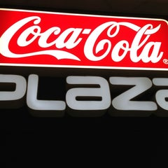Photo taken at Coca-Cola Plaza by Анвар Т. on 5/24/2013