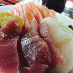 Photo taken at Tanabata Sushi by Celbe B. on 9/5/2015