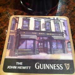 Photo taken at The John Hewitt by Chelley M. on 1/11/2013
