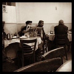 Photo taken at Ocean Pearl Restaurant by Leland W. on 1/12/2014
