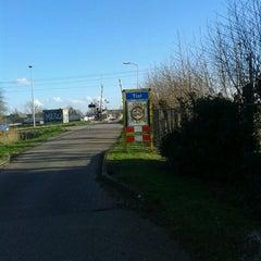 Photo taken at Station Tiel Passewaaij by Henk v. on 2/16/2014