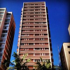 Photo taken at Rua Cincinato Braga by Luciana B. on 11/23/2012