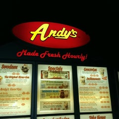 Photo taken at Andy's Frozen Custard by Gary H. on 9/13/2014