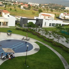 Photo taken at Casa Club Paraiso Country Club by Sergio R. on 11/8/2014