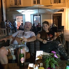 Photo taken at Caffe bar Giardino by Serena V. on 7/4/2014