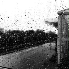 Photo taken at Metrostation Spaklerweg by Manon P. on 1/13/2015