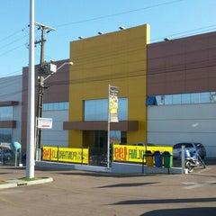 Photo taken at Supermercado Vitor by Leonardo G. on 8/14/2015