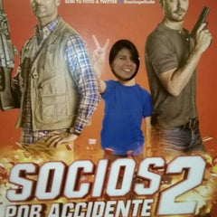 Photo taken at Cinemark San Justo by Piky A. on 7/9/2015