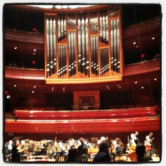 Photo taken at Kimmel Center for the Performing Arts by Kate M. on 2/15/2013