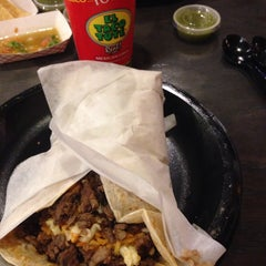 Photo taken at El Taco Tote by D W. on 1/27/2014