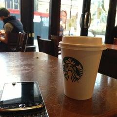 Photo taken at Starbucks by AlNajjar on 2/20/2013