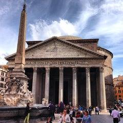 Photo taken at Pantheon by Alden Q. on 6/10/2013