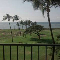 Photo taken at Kauhale Makai (Village by the Sea) by Christine P. on 1/14/2013