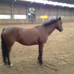 Photo taken at Manege het Fruithof by Rick L. on 8/26/2014