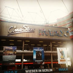 Photo taken at CineStar Original by Andreas on 7/9/2013