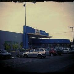 Photo taken at Albert hypermarket by Jakub M. on 12/5/2012