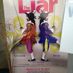 Photo taken at Wertheim Performing Arts Center by BigMouthGirlz on 3/3/2013