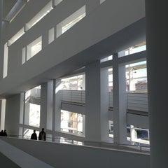 Photo taken at Museu d'Art Contemporani de Barcelona (MACBA) by Anthony J. on 12/27/2012