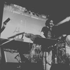Photo taken at La Encrucijada Rock by Ethel A. on 7/10/2015