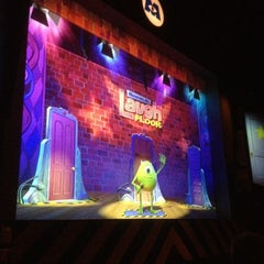 Photo taken at Monsters, Inc. Laugh Floor by Eric C. on 1/1/2013
