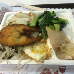 Photo taken at 富美自助餐 by yakiyaki j. on 9/24/2015